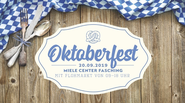 Miele Center Fasching Oktoberfest