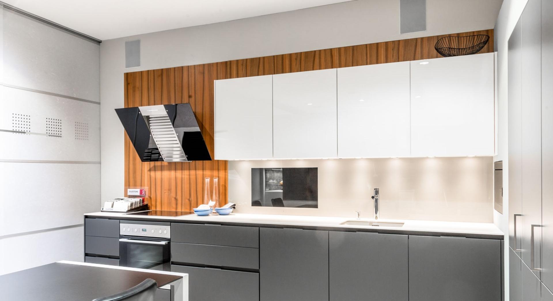 Moderne Küchen bei Miele Center Fasching