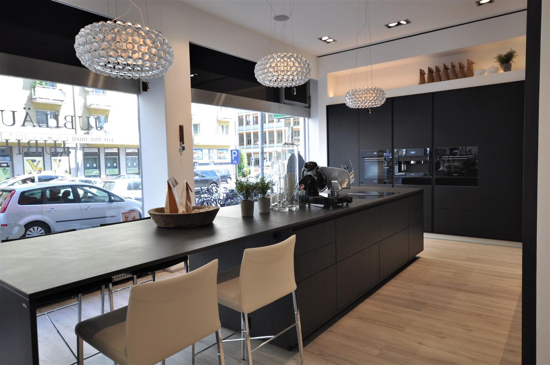 SieMatic Klassische Küchen bei Miele Center Fasching