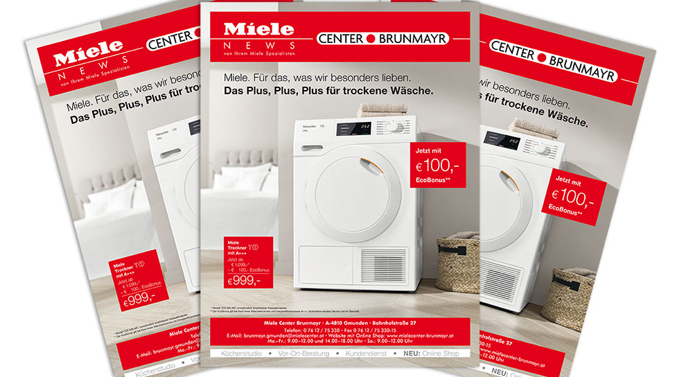 Miele Center Brunmayr News